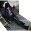กางเกงยีนส์เดฟขายาว สีโทนดำ : SIZE L รหัส PN061 thumbnail 6
