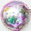 ลูกโป่งฟลอย์กลม ลายคิตตี้ ไซส์ 18 นิ้ว - Hello Kitty Round Shape Balloon / Item No. TL-A079 thumbnail 1