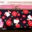 กระเป๋คิตตี้ของแท้ใหม่เอี่ยม ซื้อจากนาโกย่าแอร์พอร์ตที่ญี่ปุ่น สีดำลายแดง ใส่ตังค์ บัตรเครดิตและมือถือได้ ราคาเต็ม 1200 บาท ซื้อตอนsaleพอดี ขายแค่550 thumbnail 1