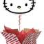 ลูกโป่งฟลอย์นำเข้า Hello Kitty Head / Item No. AG-21842 แบรนด์ Anagram ของแท้ thumbnail 4