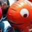 Clown Fish Shape Balloon - ลายปลาการ์ตูน นีโม่ / Item No. TL-B006 thumbnail 1