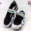 รองเท้าผ้าใบ CSB (ซีเอสบี) สีดำ/ขาว รุ่นT2155 เบอร์36-41 thumbnail 1