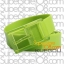 เข็มขัดซิลิโคน Candy Color Belt : สีเขียว thumbnail 1