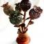 โคมไฟกะลามะพร้าวแจกันดอกไม้ Coconut Shell lamp Opium Flower 2 thumbnail 1