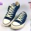 ผ้าใบ Converse All Star cotton ox Blue สี ฟ้า เบอร์4-10 thumbnail 1