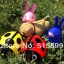 Lady Bug Yellow Walking Balloons - แมลงเต่าทองสีเหลืองบอลลูน / Item No. TL-K008 thumbnail 6