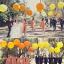 ลูกโป่งจัมโบ้ สีส้ม ขนาด 36 นิ้ว - Round Jumbo Balloon Orange thumbnail 4