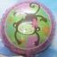 ลูกโป่งฟลอย์ลายลิงน้อย ทรงกลม - Monkey Round shape Balloon / Item No. TL-A139 thumbnail 1