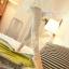 กางเกงผ้าคอตตอนคลุมท้องขายาว ลายไม้ : สีเทา รหัส PN184 thumbnail 13
