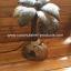 Coconut Shell Lamp (โคมไฟต้นมะพร้าว โคม 1 ลูก) thumbnail 4