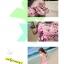 พร้อมส่ง ชุดว่ายน้ำบิกินี่เซ็ต 4 ชิ้น สายคล้องคอ เสื้อคลุมผ้าชีฟองลายดอกไม้สวยๆ (บรา+กางเกงบิกินี่+กระโปรง+เสื้อคลุม) thumbnail 6