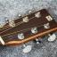 กีต้าร์โปร่ง ไฟฟ้า Electrical Guitar Sen รุ่น Profesional Top solid spruce thumbnail 5