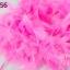 ขนนก มีดิ้น สีชมพูอ่อน (1เส้น) thumbnail 1