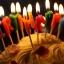 เทียนวันเกิดตัวอักษร Happy Birthday/ Item No.TL-N001 thumbnail 6