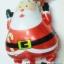 ลูกโป่งฟลอย์ ตัวซานต้าคลอส - Santa Claus Foil Balloon / Item No.TL-A108 thumbnail 3