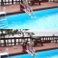 พร้อมส่ง ชุดว่ายน้ำคู่รัก ชุดว่ายน้ำบิกินี่ทูพีซ สายคล้องคอ ลายสตรอเบอร์รี่น่ารักๆ พร้อมเดรสคลุมสวยๆ กางเกงผู้ชายลายเดียวกัน thumbnail 7