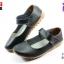 รองเท้าแฟชั่นหุ้มส้น CSB ซีเอสบี รุ่น FZ98-5188 สีดำ เบอร์ 36- 40 thumbnail 1