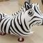 Zebra Walking Balloons - ม้าลายบอลลูน / Item No. TL-K009 thumbnail 1