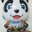 ลูกโป่งฟลอย์ หมีแพนด้า - Panda Foil Balloon / Item No. TL-A027 thumbnail 1