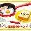 Re-ment Miniature Sanrio San-X Rilakkuma Breadfast Kitchen Eggs Set # 1 thumbnail 1
