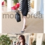 ชุดเดรสแฟชั่นเกาหลี โทนสีดำ thumbnail 2