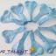 ลูกโป่งหัวใจ เนื้อมุก สีฟ้าอ่อน ไซส์ 6 นิ้ว แพ็คละ 10 ใบ thumbnail 4