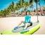 ชุดว่ายน้ำแขนยาว เสื้อสีฟ้า กางเกงขาสั้นสีดำ thumbnail 3