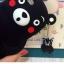 ** หมดค่ะ ** เคส iPhone 6+/6s plus ลาย Kumamon 3D สีดำ thumbnail 4