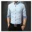 เสื้อเชิ้ตแขนยาวสีฟ้า thumbnail 1