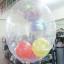 ลูกโป่งพลาสติกใส ทรงกลมแบน ไซส์ 24 นิ้ว - Clear PVC Balloons / Item No. TL-G041 (ไม่รวมลูกโป่งด้านใน) thumbnail 15