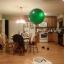 ลูกโป่งจัมโบ้ สีเขียว ขนาด 36 นิ้ว - Round Jumbo Balloon Green thumbnail 4
