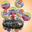 ลูกโป่งฟลอย์นำเข้า Congrats Jubilee / Item No. AG-07694 แบรนด์ Anagram ของแท้ thumbnail 2