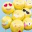 ลูกโป่งฟลอย์กลมสีเหลือง พิมพ์ลายหน้ายิ้ม (แลบลิ้น) TL-A143 ไซส์ 18 นิ้ว/Item No.TL-A143 thumbnail 4