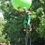 ลูกโป่งจัมโบ้ สีเขียว ขนาด 36 นิ้ว - Round Jumbo Balloon Green thumbnail 6
