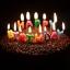 เทียนวันเกิดตัวอักษร Happy Birthday/ Item No.TL-N001 thumbnail 4