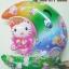 ลูกโป่งฟลอย์ำพระจันทร์เสี้ยวคิตตี้ - Hello Kitty Moon Foil Balloon / Item No. TL-F009 thumbnail 2