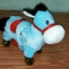 ตุ๊กตาม้าเดินได้ ส่ายก้นได้ มีเสียงเพลง สีฟ้า (มาใหม่ล่าสุด) (ซื้อ 3 ชิ้นราคาส่ง 300) thumbnail 2