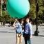 ลูกโป่งจัมโบ้ สีเขียว ขนาด 36 นิ้ว - Round Jumbo Balloon Green thumbnail 9