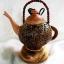 โคมไฟกะลามะพร้าวรูปกาน้ำ Coconut Shell Lamp thumbnail 1