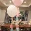 ลูกโป่งจัมโบ้ สีชมพู ขนาด 36 นิ้ว - Round Jumbo Balloon Pink thumbnail 5