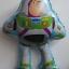 Buzz Lightyear Toys Story Shape Foil Balloon - บอลลูนลายการ์ตูน บัสไลท์เยียร์ Toys Story/ Item No.TL-A031 thumbnail 3