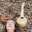 อูคูเลเล่ Ukulele NoteP (ของนทเดอร์สตาร์) รุ่น Pear Shape ทรงแพร์ LongNeck (Concert) Solid Maple สาย Aquila พิเศษแถมกระเป๋าผ้าหนานุ่ม จูนเนอร์และปิ๊กอัพฟรี thumbnail 31