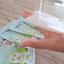 มาร์คหน้าน้ำนมชาเขียว Milk Green Tea mask ราคาปลีก 30 บาท / ราคาส่ง 24 บาท thumbnail 4
