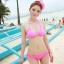 พร้อมส่ง ชุดว่ายน้ำ Bikini ผูกข้าง สายคล้องคอ สุดเซ็กซี่ thumbnail 10