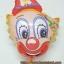 ลูกโป่งฟลอย์ลายหน้าโบโซ่ - Bozo Face Foil Balloon / Item No. TL-A072 thumbnail 2