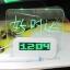 นาฬิกาปลุก กระดานเรืองแสง + USB Hub thumbnail 3