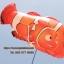 ลายปลาการ์ตูน นีโม่พ่อลูก - Two Clown Fish Shape Balloon/ Item No.TL-B006 thumbnail 2
