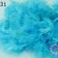 ขนนกเฟอร์ สีฟ้า (1เส้น) thumbnail 1