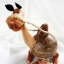 Coconut Shell Donkey Saving (ออมสินกะลามะพร้าวรูปอูฐ) thumbnail 1