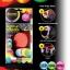 ลูกโป่ง LED สีส้ม แพ็ค 5 ชิ้น ไฟกระพริบ Blink mode (Orange Color Balloons - LED Blink Mode) thumbnail 9